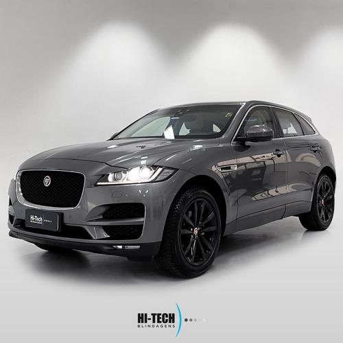 Jaguar F-pace Prestige Diesel - 2017 - Blindado Niii-a