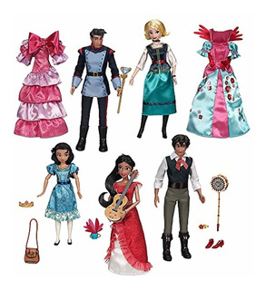 Disney Conjunto De Regalo Lujo Elena Of Avalor