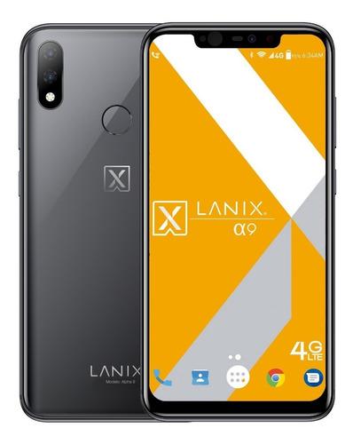 Lanix Alpha 9 / Helio P60 / 64+4gb / 16+5mpx / 6.2