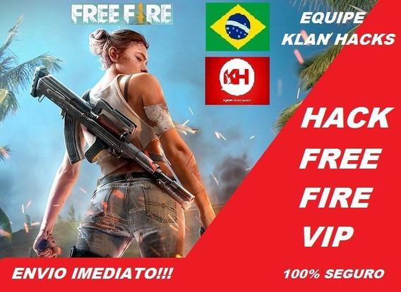 Hack Free Fire Vip - Android E Emulador - Atualizado