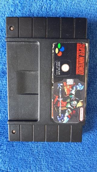 Killer Instinct Original Super Nintendo