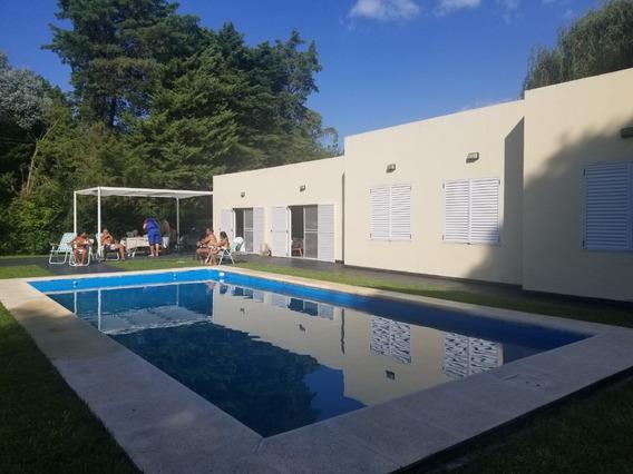 Excelente Casa Quinta 2 Terrenos 1600 M2 En Ambiente Natural