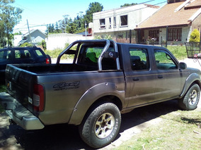 Nissan Frontier 2.8 D/c 4x4 Se Motor Impecable. Full.