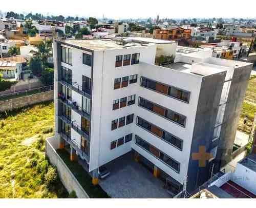 Departamento En Venta En Tlaxcalancingo Cerca De Uvm Puebla