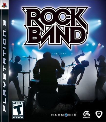 Rock Band Playstation 3 Original Usado