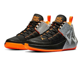 Tenis Nike Jordan Why Not Zero.1 Chaos Black Originales Caja