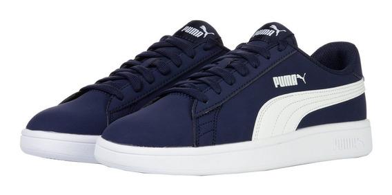 Tenis Puma Hombre Azul Peacoat 36516009