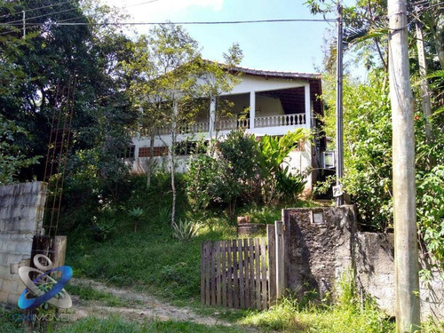 Chácara Com 3 Dormitórios À Venda, 8000 M² Por R$ 520.000,00 - Chácara Taquari - São José Dos Campos/sp - Ch0075