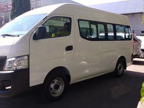 Nissan Urvan Panel Para Transporte Publico