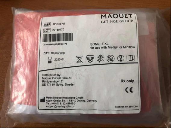 Gorro Para Cpap Neonatal Tamaño Xl Marca Maquet