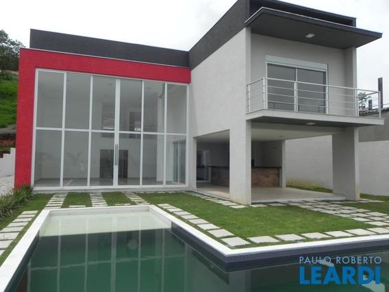 Casa Em Condomínio - Residencial Porto Atibaia - Sp - 447231