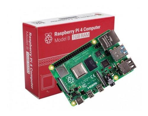 Raspberry Pi4 Modelo B - 1gb Ram