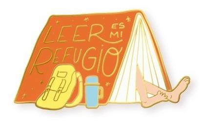 Pin Vintage Leer Es Mi Refugio Libro Happimess Monoblock