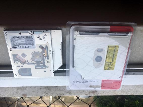 Super Drive Macbook Pro 13 15 17 Uj8a8 Apple Cd-rom Dvd Rom