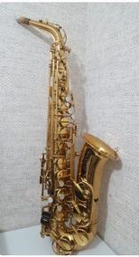 Sax Alto Júpiter Jas 567-568 Dourado Ref: 098
