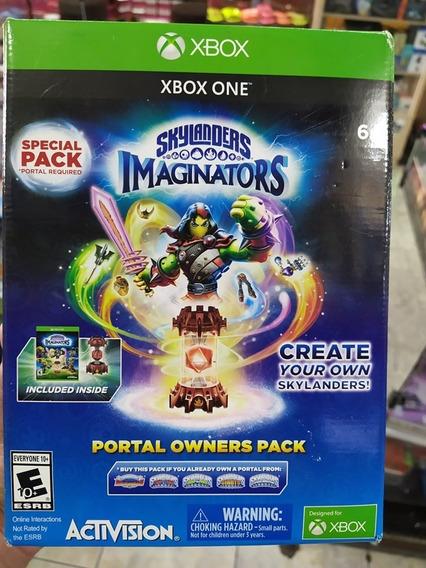 Skylanders Imaginators Xbox One - Portal Owners Pack