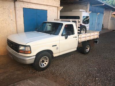 Ford F-1000 Hsd Xl Turbo Diesel F1000 Unico Dono