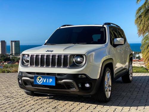 Imagem 1 de 12 de Jeep Renegade 1.8 16v Flex Limited 4p Automático