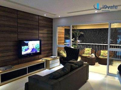 Apartamento Splendor Garden 100m2 Oportunidade 3 Dorm Para Venda, Jardim Das Indústrias, São José Dos Campos - Ap0491. - Ap0491