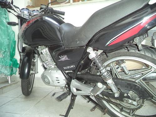 Suzuki Yes En 125 Preta