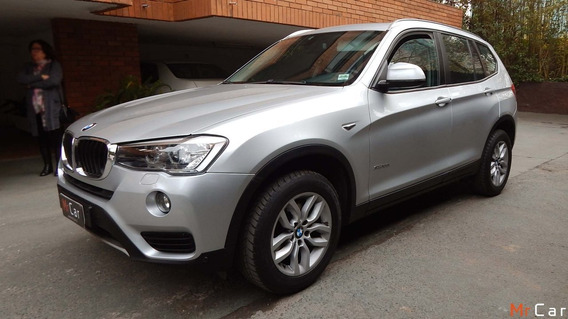 Bmw X3 Sdrive 2016