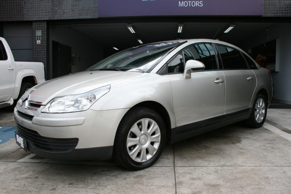 Citroen C4 Pallas Glx Flex 2.0 Manual 2010