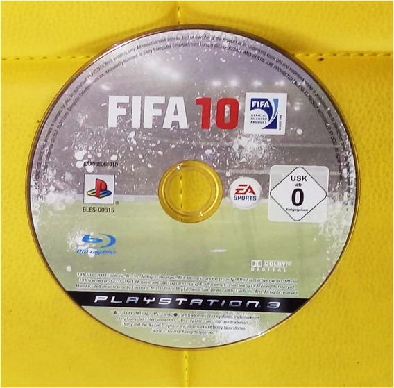 Fifa 10 Ps3 Playstation 3