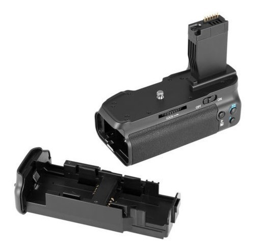 Grip Camera Canon 750d 760d Rebel T6i 8000d Frete Gratuito