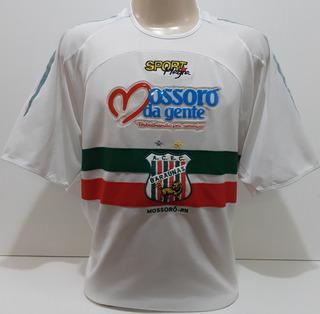Camiseta Baraúnas Rio Grande Do Norte Mossoró - 01