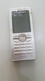 Celular Sony Ericsson R 300 Para Retirar Peças