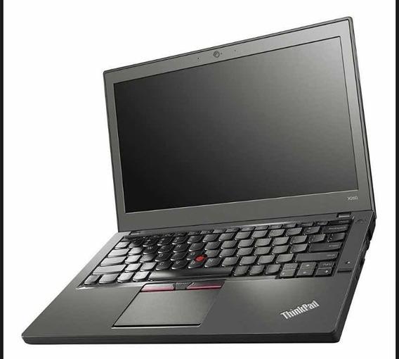Notebook Lenovo X250 I5 8gb Ssd256gb Win 10pro Vitrine