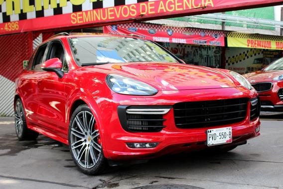 Porsche//cayenne Gts // 2016 Seminueva!! Piel, Qc, Gps