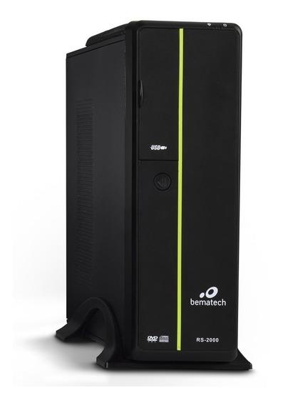 Computador Para Frente De Caixa Bematech Rs-2000 I3 C/ Nf