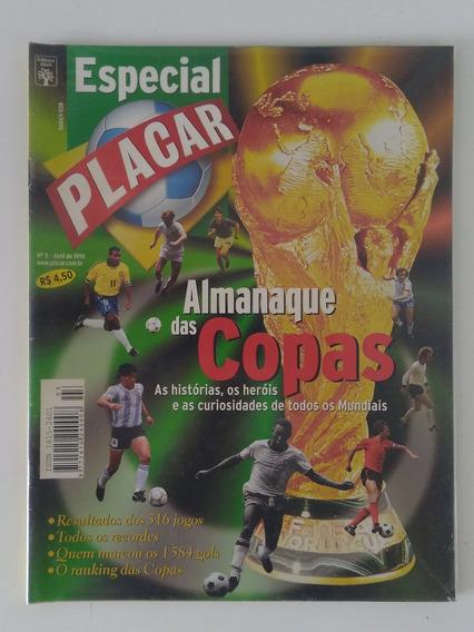 Revista Veja Minha Coleção Placar Almanaque Das Copas