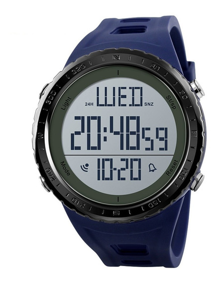 Relógio Masculino Skmei Digital 1310 - Azul