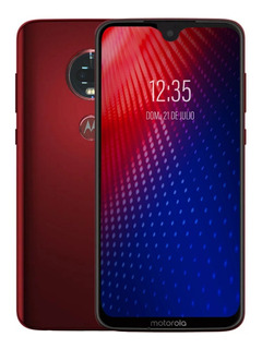 Motorola G7 Plus Rojo 64 Gb