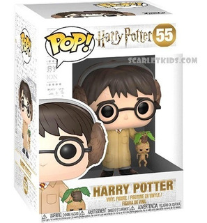 Funko Pop Harry Potter 55 Pop! Original Scarlet Kids