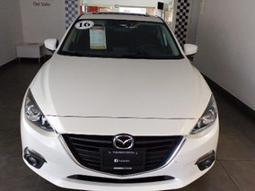 Mazda 3 2.5l S Grand Touring Sedan At 2016 Blanco