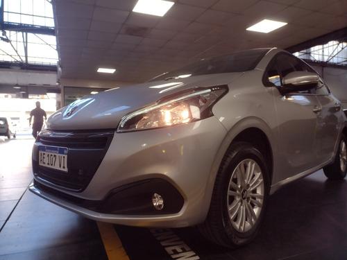 Peugeot 208 1.6 2020 Allure Gps Oportunidad Seminuevo (lr)