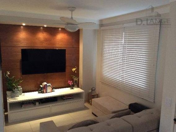 Casa Com 3 Dormitórios À Venda, 98 M² Por R$ 530.000 - Parque Imperador - Campinas/sp - Ca9326
