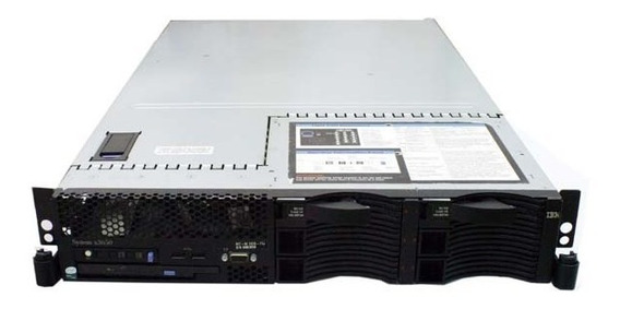 Servidor Ibm System X3650 - 2 Xeon - 2hd 146gb - 8g
