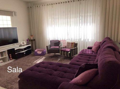 Imagem 1 de 22 de Sobrado Com 3 Dorms, Planalto, São Bernardo Do Campo - R$ 548 Mil, Cod: 1598 - V1598