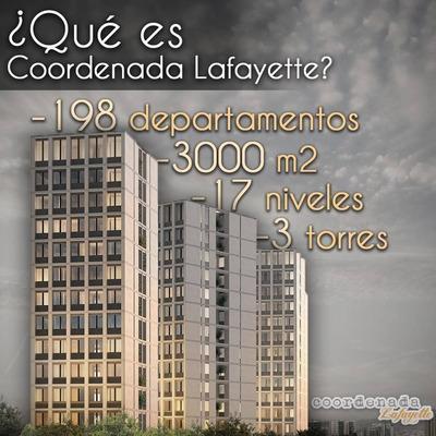 Departamento Preventa Zona Lafayette Guadalajara 16% Dcto Pago Contado