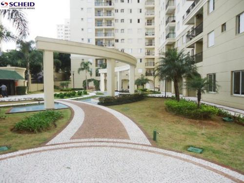 Imagem 1 de 15 de Excelente Apartamento Com 2 Dormitórios, Sala, Coz, Wc, Área De Serviço, Quintal,garagem. - Mc2958