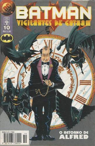 Imagem 1 de 1 de Batman Vigilantes De Gotham 10