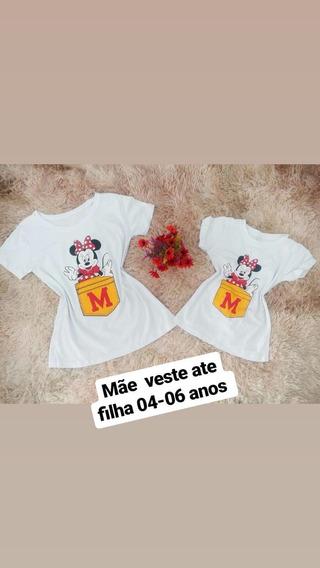 Blusas Mãe E Filha
