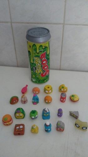 Brinquedo The Grossery Gang Sticky Soda + Bonecos - Usados