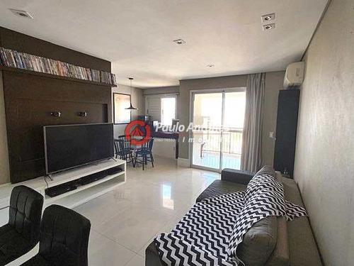 Imagem 1 de 19 de Apartamento 2 Dorms - R$ 695.000,00 - 70m² - Código: 9345 - V9345