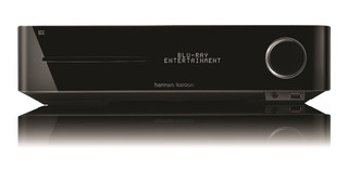 Harman Kardon Bds 2- Sintoamplificador 2.1 Con Bluray/cd/dvd