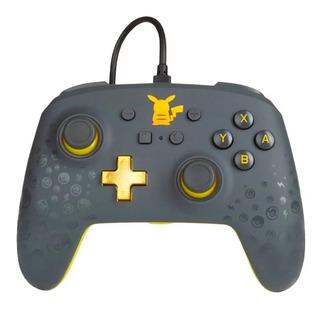 Joystick Control Pikachu Powera Nintendo Switch Original